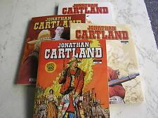 JONATHAN CARTLAND SERIE COMPLETA 1-4 EDIZ GP NUOVI