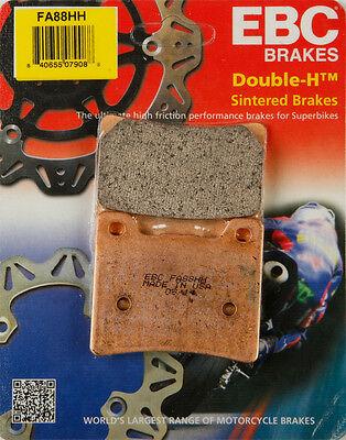 Rear Brake Pads Yamaha V-STAR 1100  CUSTOM 1100 XVS 2000 2001 2002 2003