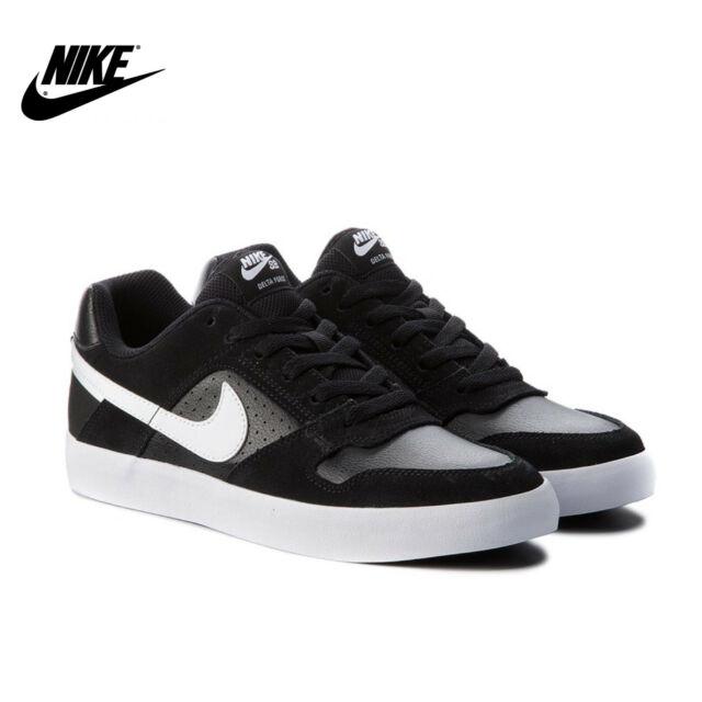 Size 8 - Nike SB Delta Force Vulc Black