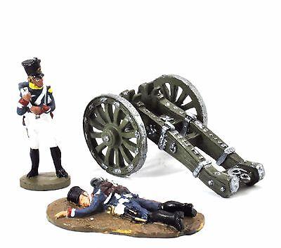 Costante Del Prado Relive Waterloo Military Figuresdwa029 (agdwa029) Aspetto Bello