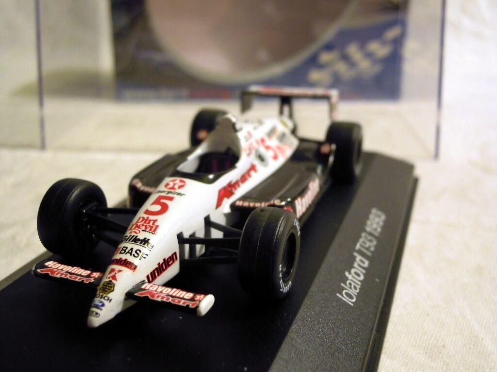 Vitesse FOR004  Lola Lola Lola Ford T93, N. Mansell, Modell in 1 43, NEU & OVP e81841