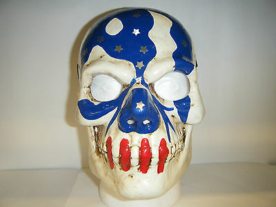 THE PURGE 3 ELECTION YEAR MOVIE COSTUME HORROR FANCY DRESS UP MASK ADULT CHILD 2