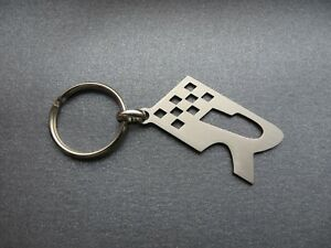 Seat Eco Leather Keyring Keyfobs Key Chain Cordoba Leon Ibiza Toledo Bl Keyrings & Keyfobs