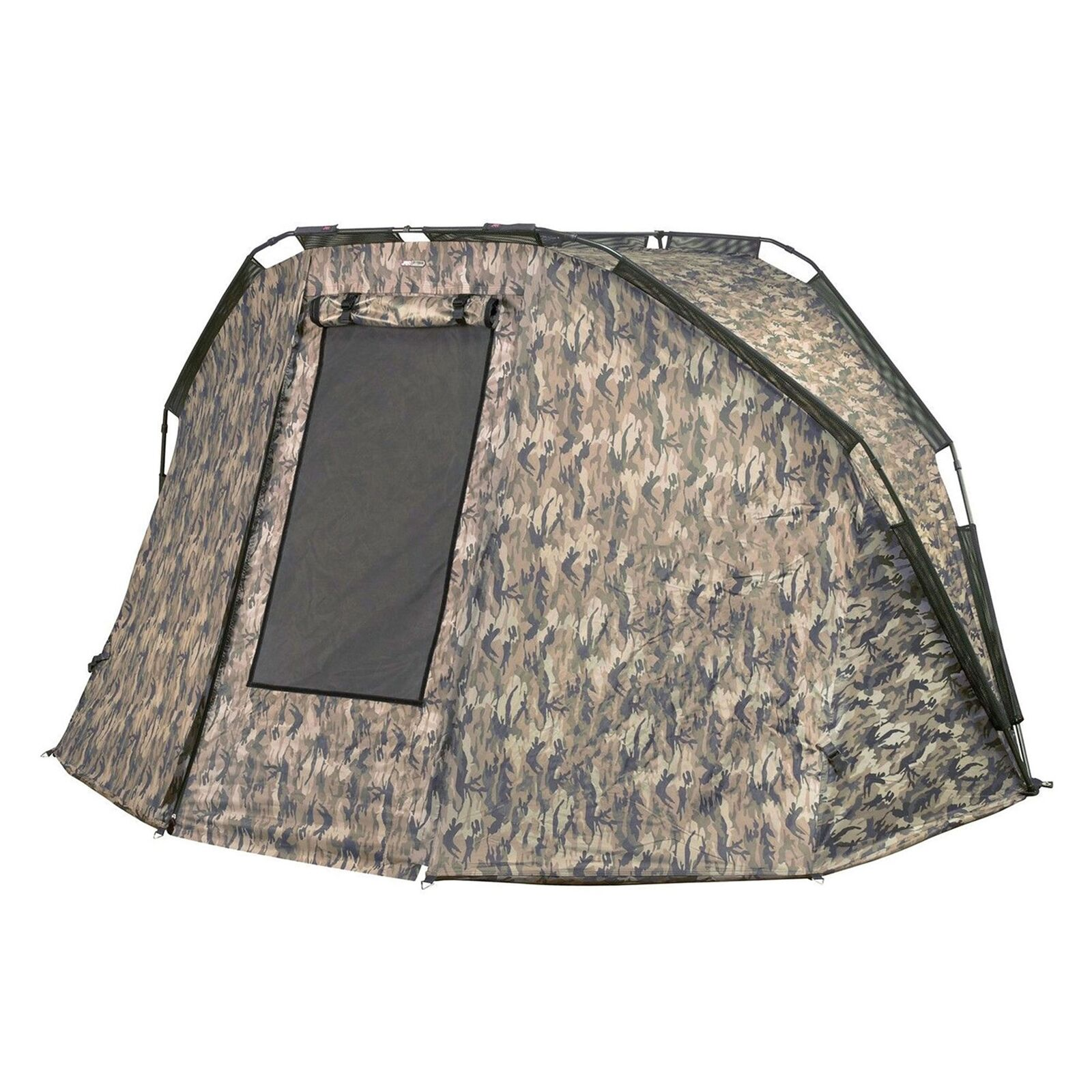 JRC Contact Camou 1 man Bivvy Camouflage Karpfenzelt Tarnmuster 1 Persoon