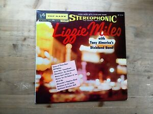 Lizzie-Miles-with-Tony-Almericos-Dixieland-Band-Very-Good-Vinyl-Record-ST-514