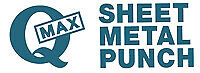 Various sizes Q-MAX Sheet Metal Punches available 10mm to 80mm Steel Tin Punch