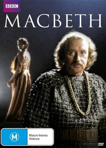 1 of 1 - MacBeth BBC DVD BRAND NEW SEALED