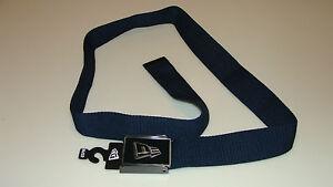 New Era Cap Men's Belt Waist Pants One Size Fits Most Basic Canvas Adult OSFM