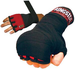 Ringside Gel Shock Boxe Handwraps-afficher Le Titre D'origine
