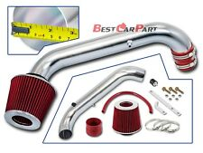 BCP RED 96-00 Honda Civic DX/LX/CX Short Ram Air Intake Induction Kit + Filter