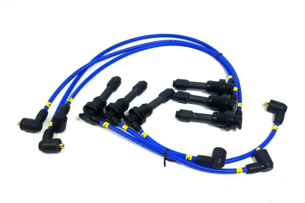 Rechtdoorzee Magnecor 8mm Ignition Ht Leads Mitsubishi 3000gt Gto Turbo Sigma 3.0 Matige Prijs