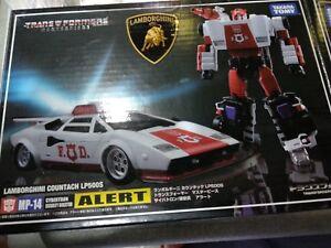 Transformers-Takara-Tomy-MP-14-Red-Alert-BIB-Complete