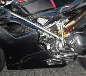 Suitable For Ducati 1098 S 848 Carbon Fairing Bug Fairing