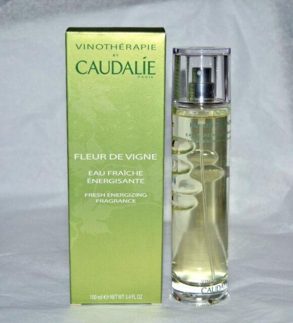 Caudalie Fleur De Vigne Fresh Energising Fragrance 100ml Ebay