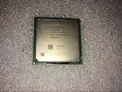 INTEL Pentium 4 Processor 2.80E GHz 533 MHz 1MB 478 Pin SL7PK