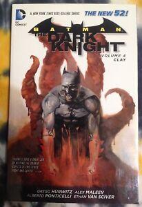 BATMAN-DARK-KNIGHT-vol-4-Clay-new-52-DC-Comics-Graphic-Novel-TPB-NEW