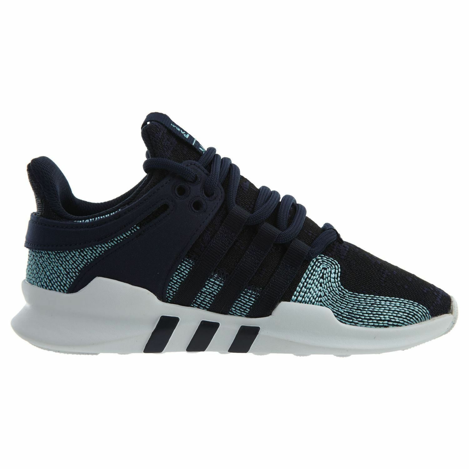 Adidas EQT Support Adv CK Parley Mens CQ0299 Legend Ink Blue Knit Shoes Size 10