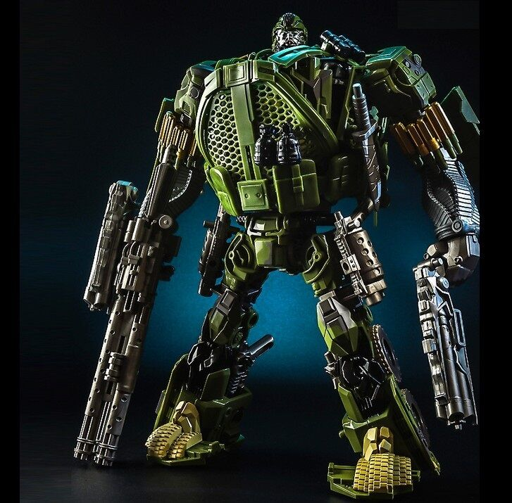 TRANSFORMERS - Armor inspector Hound age of extinction Kubianbao 30 cm NEW