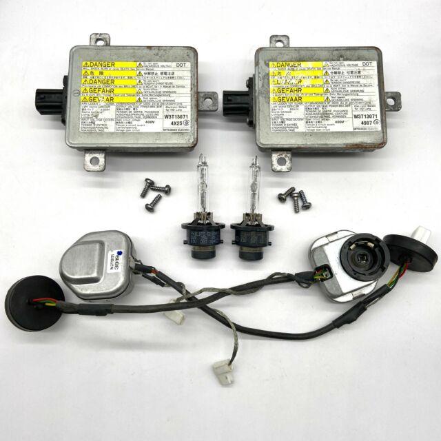2x OEM For Acura ILX MDX RDX ZDX Xenon Lamp Ballast & D2S