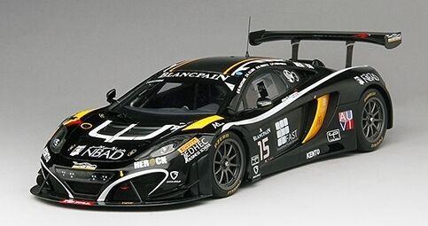 McLaren 12C Gt3 #3 DNF 24h 24h 24h Spa 2014 Ojjeh / Grotz / Pantano / Vervisch 1:18 | En Gros  5c6e52