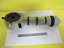 Microscope Nikon Japan Vertical Illuminator Beam Splitter Optics As Is Bin66 07