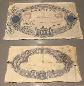 500 Francs Bleu Et Rose Type 1888 – 25/6/1931 E.1708 B Tb Hzwrrap2-08001602-673908766