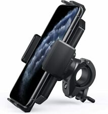 and Most 4.5 to 7.2 Phones Bcway Bike Phone Mount Detachable 360/° Rotation Phone Holder Stainless Steel Anti Shake Motorcycle Phone Holder Samsung S20 Ultra Compatible with iPhone 11 Pro Max
