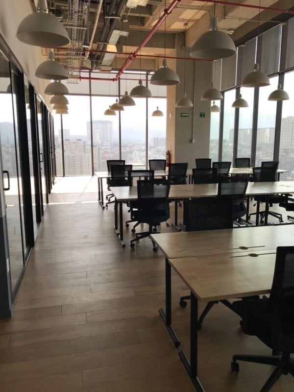 Oficina Amueblada en Renta en Interlomas  (m2o2207)