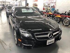 2012 Mercedes Benz CLS-CLASS CLS550 4MATIC