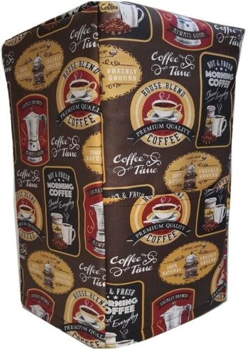 Morning Coffee Coffee Maker Cover