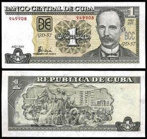 1 Peso 2003 Unc P 121 C Ydhjqjki-07223131-960059165