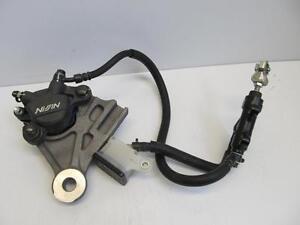 HONDA-CBR500R-CBR-500-R-CBR500-13-14-REAR-BRAKE-CALIPER-AND-MASTER-CYLINDER