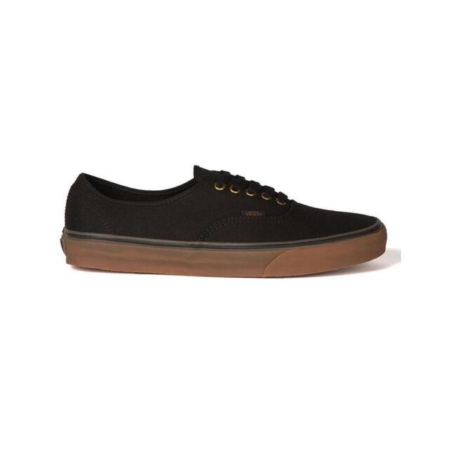 Black Gum Casual Canvas Shoes