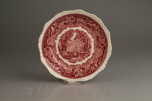 Kuchenteller D 20 cm Masons Vista rot
