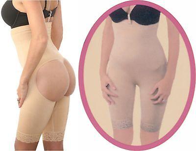 Booty Tummy High Waist Butt Lifter Booster Seamless Body Girdle Shaper Cincher