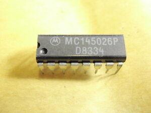 IC BAUSTEIN MC145026P                        19766-166