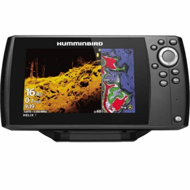 Humminbird Helix 7 CHIRP Mega Di GPS G3 Fishfinder