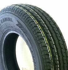 4 NEW Trailer King Radial ST 205/75-15  2057515  8 PLY  D Load Tire / Tires