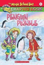Penguin Puzzle Magic School Bus Chapter Books #8