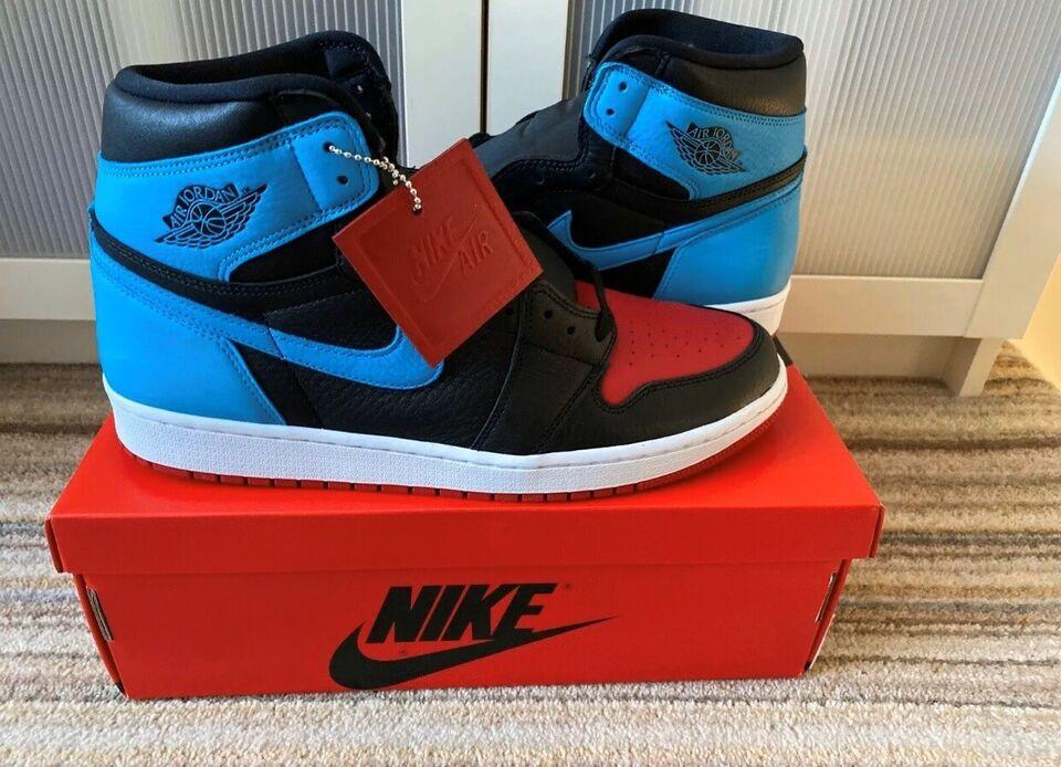 Sneakers, str. findes i flere str., Jordan , Nike