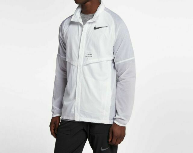 Nike Run Division Jacket Men S M Style 922040 100 Release Usa For Sale Online Ebay