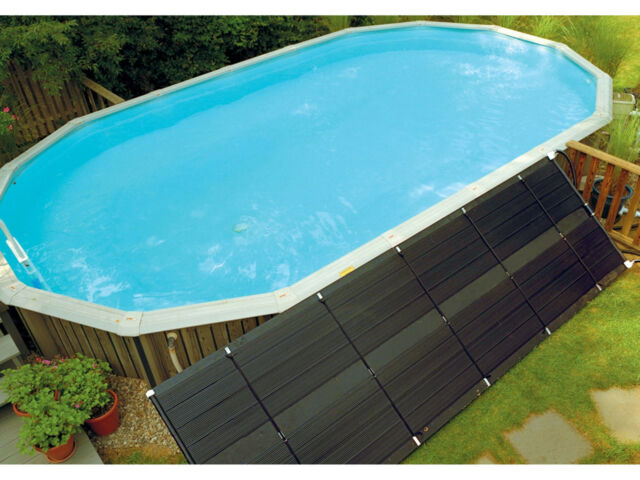 SunHeater 2\'x20\' Above Ground Solar Heater System Panel For Swimming Pool  S220