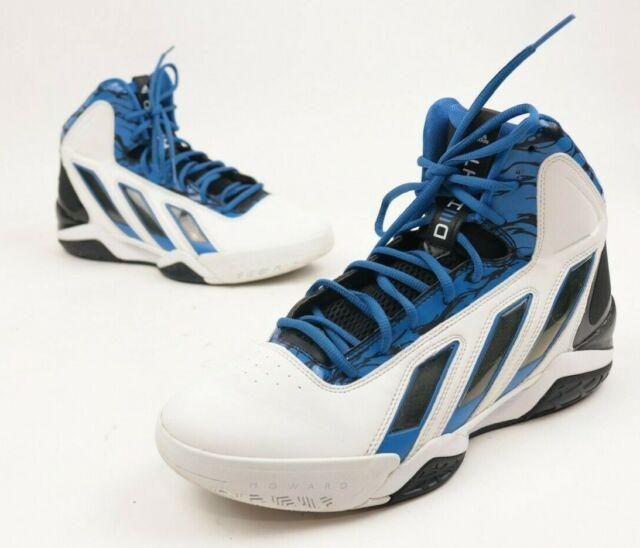 8 Adidas Men's Size 12 AdiPower Dwight Howard 2 Basketball