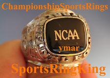 1991 KANSAS JAYHAWKS NCAA FINAL 4 FOUR BASKETBALL CHAMPIONSHIP PLAYER RING KU