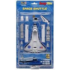 Space Shuttle Snaptite Model Revell Monogram 1:250 Scale No Glue Kit