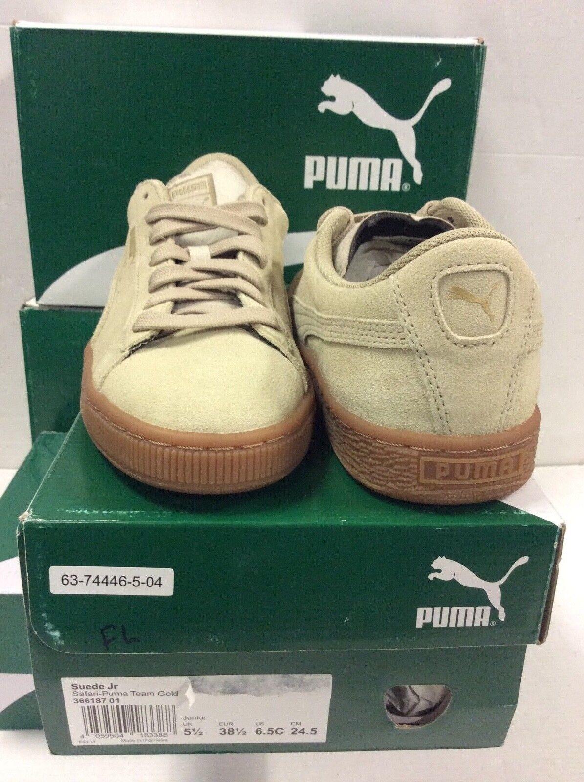 Puma Suede Junior Women's Sneaker Trainers, Size UK 5.5 5.5 5.5   EU 38.5 e0bb30