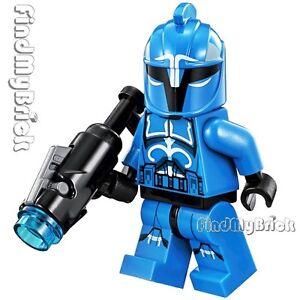 5 x Star Wars Senate Commando compatible avec LEGO