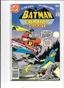 Batman-Family-12-August-1977-Batgirl-Robin-Man-Bat