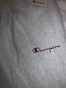 New Men/'s Champion Life Reverse Weave T Shirt Black Sz 2XL Heavy Weight