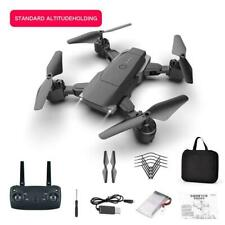 Drone 4k HD Wide Angle 1080P WiFi FPV Dual Camera Brush 2.4G Quadcopter H3O0